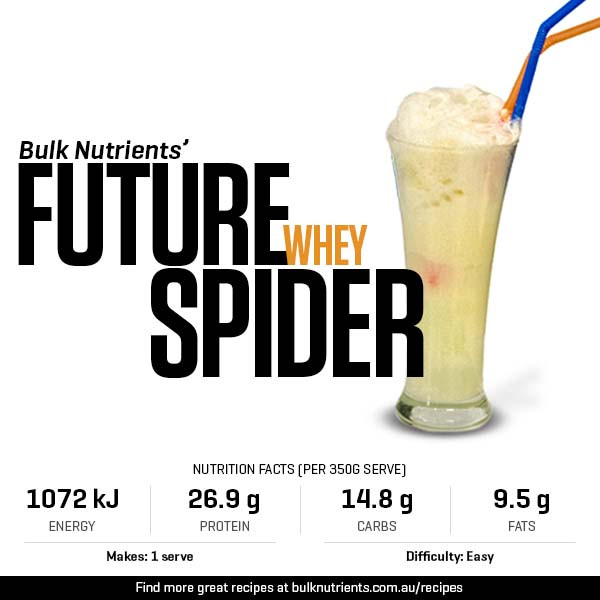 Future Whey Spider