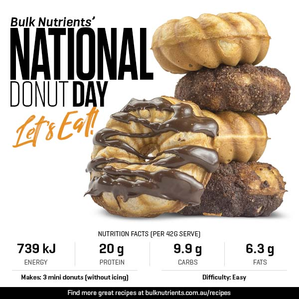 It's National Donut Day - Let's Eat