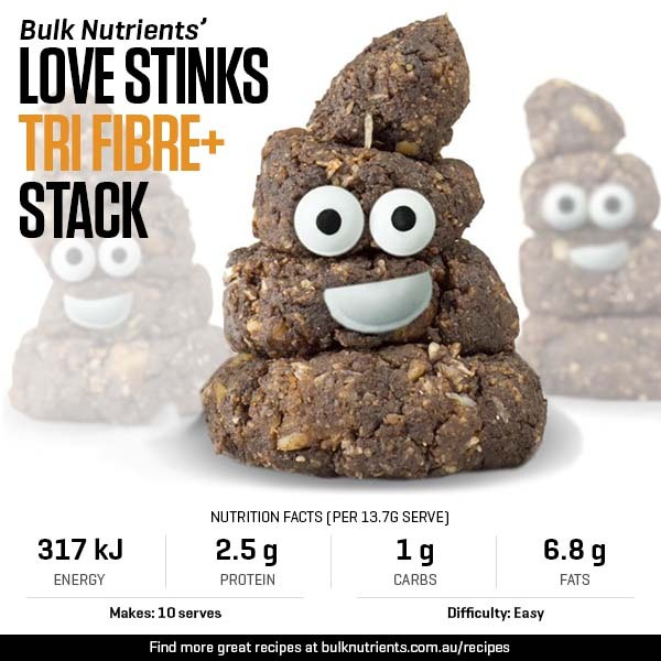 Love Stinks Tri Fibre+ Stack