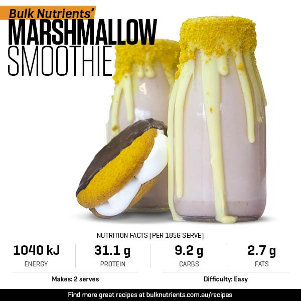 Marshmallow Smoothie