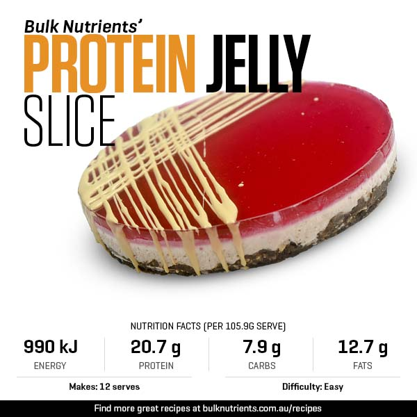 Protein Jelly Slice