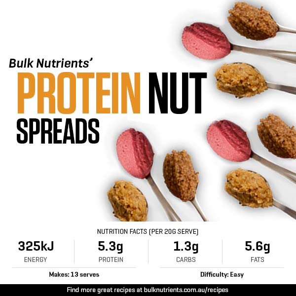 Protein Nut Spreads
