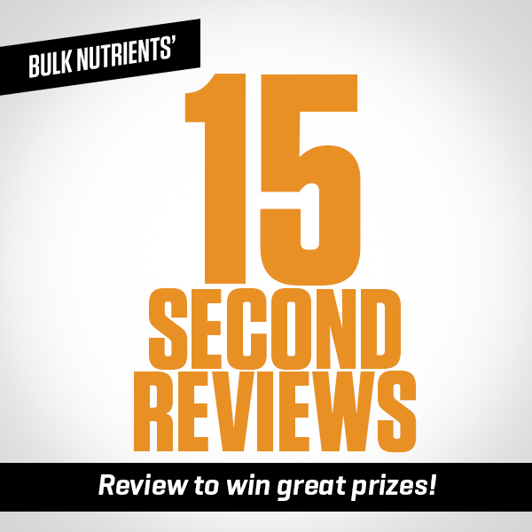 WIN BIG WITH BULK NUTRIENTS!