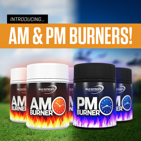 AM and PM Burner