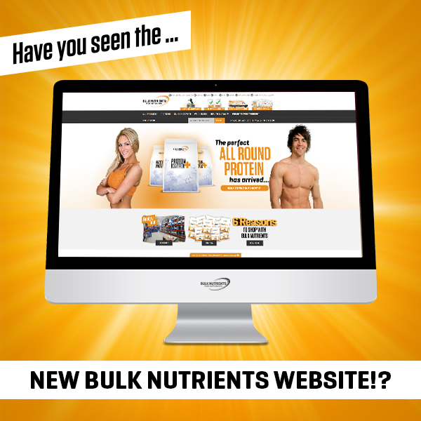 What's New on the Bulk Nutrients Website?