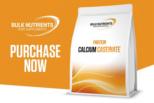 Why should you use Calcium Caseinate?