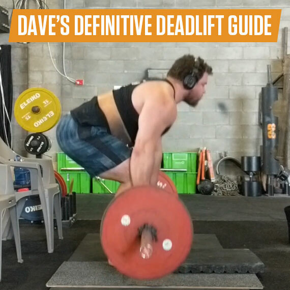 Dave's Definitive Guide to Deadlifting Variations