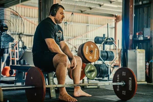 Power-lifting Off Season Training Cycle