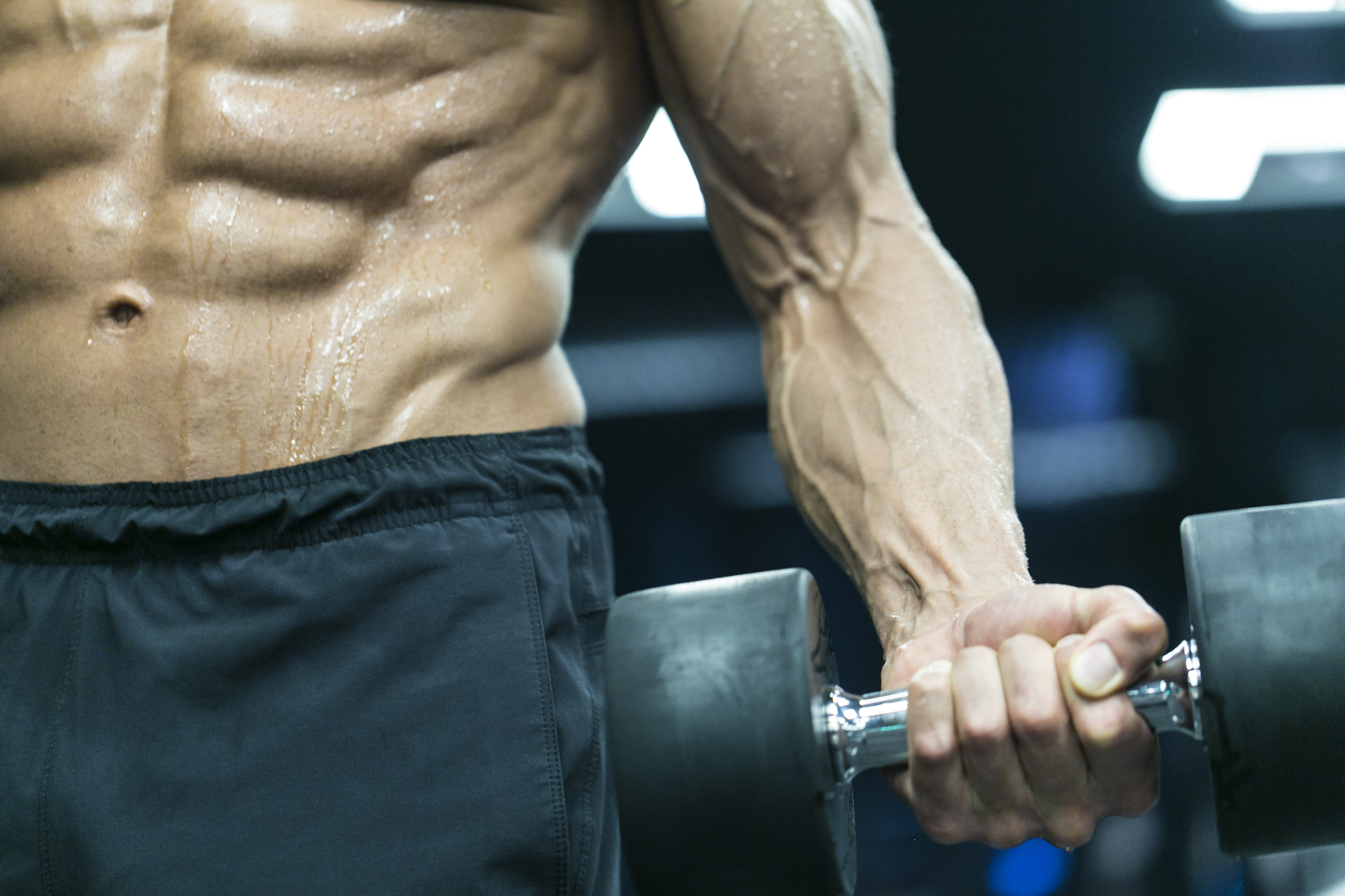 The secret to building serious muscle mass