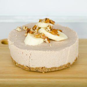 Protein Banana Cream Pie