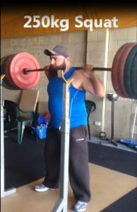 Breaking Barriers - Strongman Training