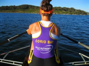 Illness, Diet and Rowing - The ups and downs of a professional athlete