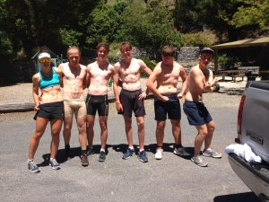Whatever it Takes: Rowing Camps, World Records and The Routine