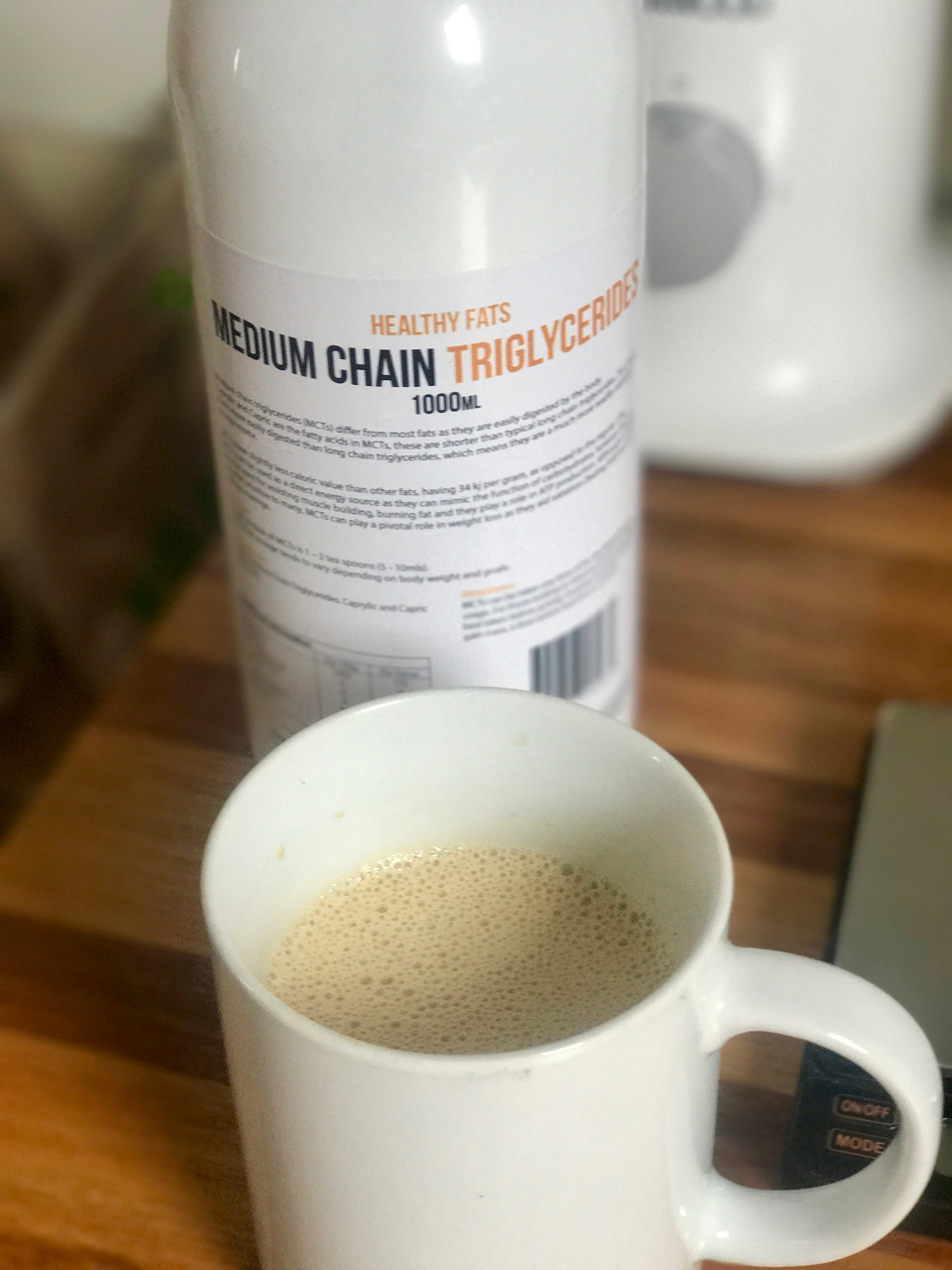 The Protein Super Coffee