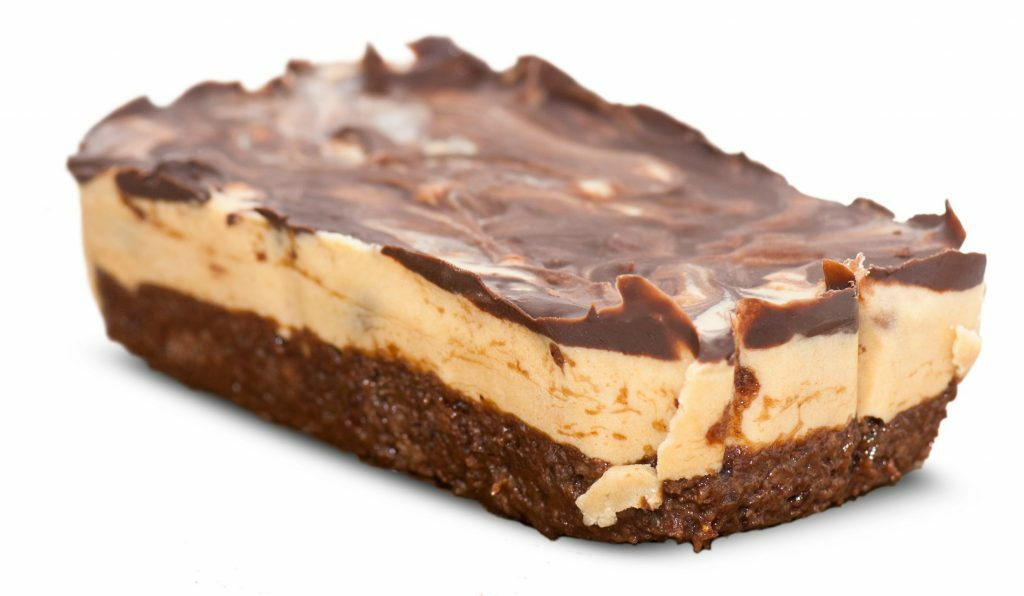 Choc Peanut Butter Ripple Protein Cake
