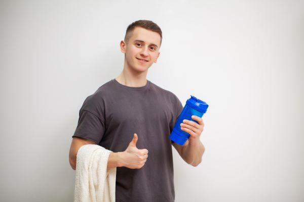 Perfecting Your Protein Shake