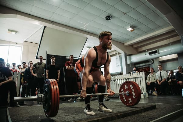 Training For A Powerlifting Competition