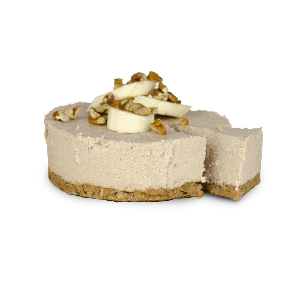 12 Days of Christmas - Banana Maple Protein Pie