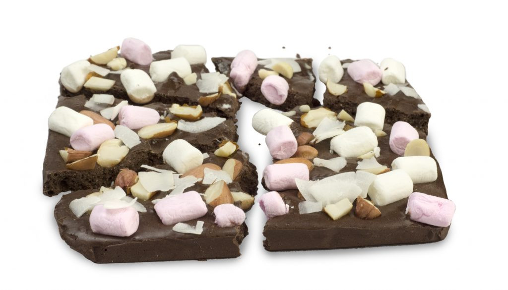 12 Days of Christmas - Rocky Road Chocolate