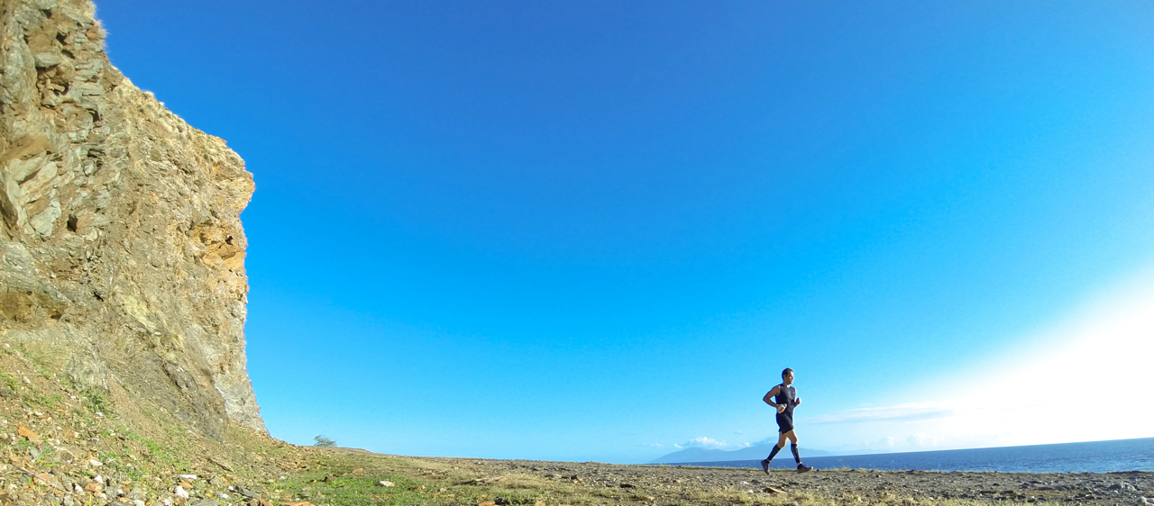 7 weeks out from a world first 21 Peak Main Range Ultra Marathon