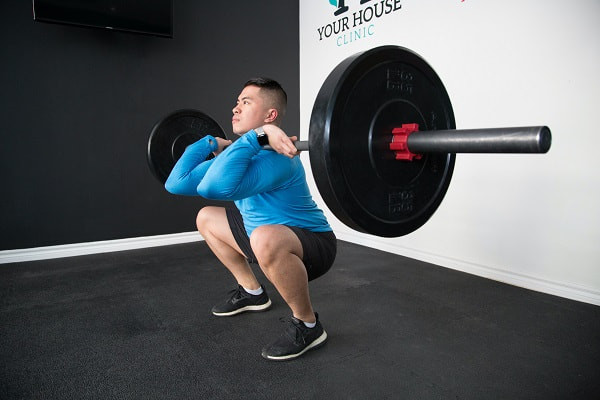 Jump Aboard The Front Squat Gain Train