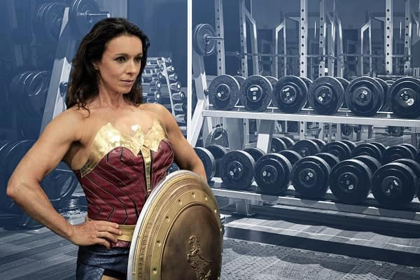 Wonder Woman's Superhero HIIT Workout