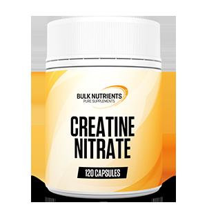 Creatine Nitrate Capsules