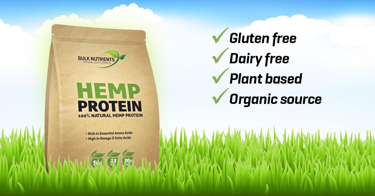 What's the best Hemp Protein powder in Australia? - 2019 Buying Guide - Bulk Nutrients
