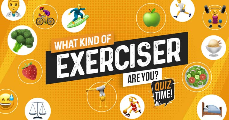 What Type Of Exerciser Are You?