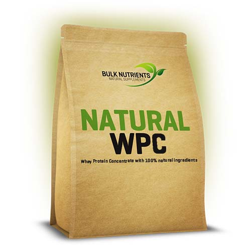BN - Naturals Whey Protein Concentrate - C2