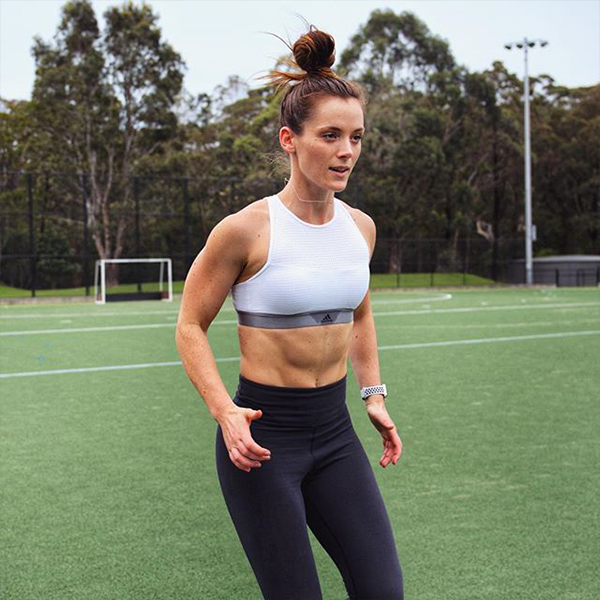 Personal Trainer and Fitness Influencer Tanya Poppett