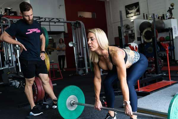 How to start weight training