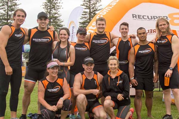 Bulk Nutrients Triathlon Team