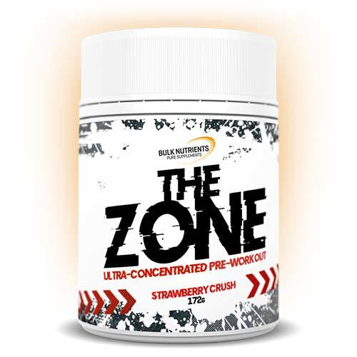 The Zone Pre Workout