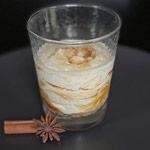 Caramel Chai Mousse