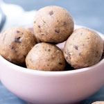 Collagen Cookie Dough Protein Balls