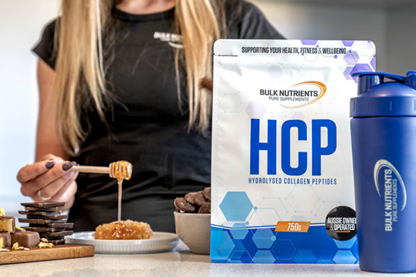 What are collagen peptides and how does HCP help?