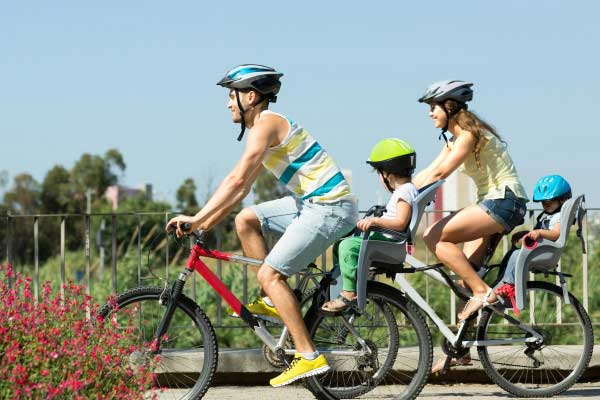 During this time there has been increased demand for bikes as individuals and whole families are keen to get outside for exercise and pleasure.