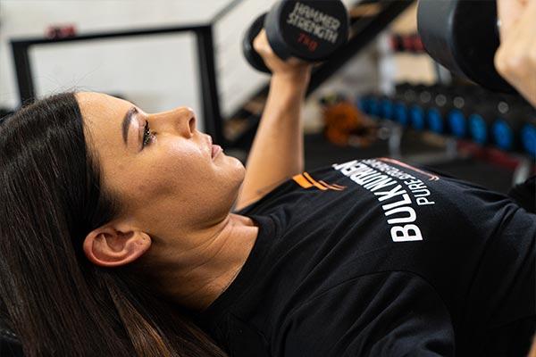 Ellena Tsatsos Weights