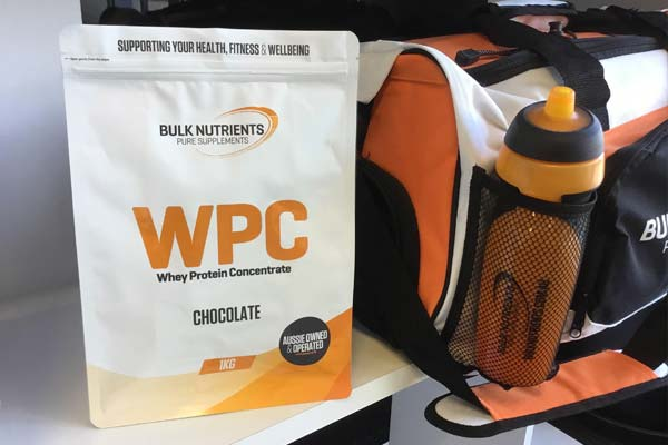 WPC in a bag