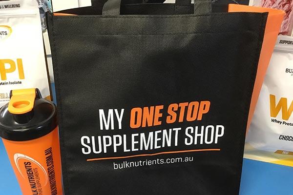 Bulk Nutrients Tote Bag