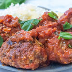 Italian Spiced Collagen Meatballs