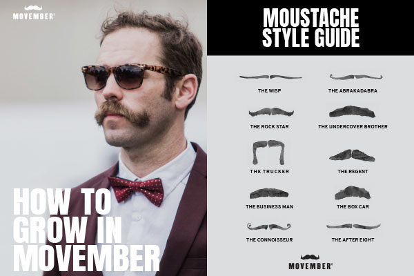 Bulk teams up with the Mobart Mo Bros for Movember