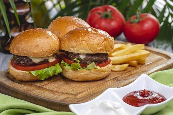 Beef Patty Burgers
