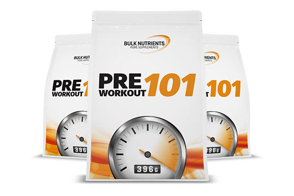 Pre Workout 101 - Buy Now