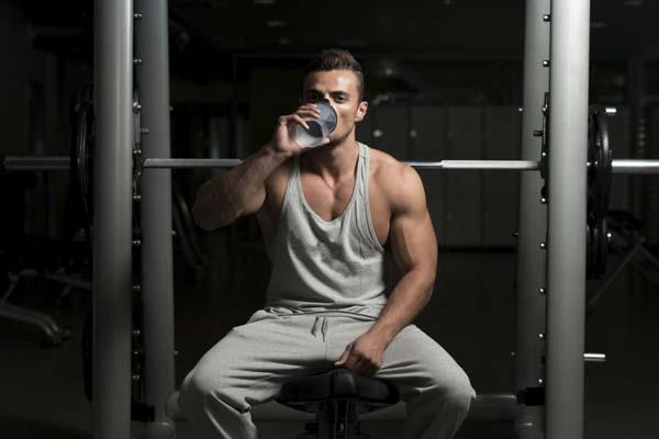 Shake at the Gym