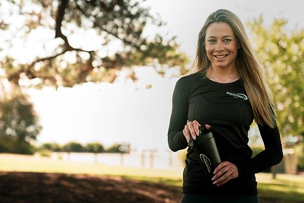 Nicole - Bulk Nutrients Ambassador, cycling superstar and the R&D guru here at Bulk Nutrients