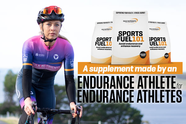 A Supplement made by an endurance athlete for endurance athletes - SportsFuel 101