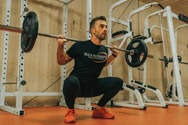 4 days a week is a good starting point for beginning your program however, it's the workout volume not frequency that is the biggest determinant of muscle growth.