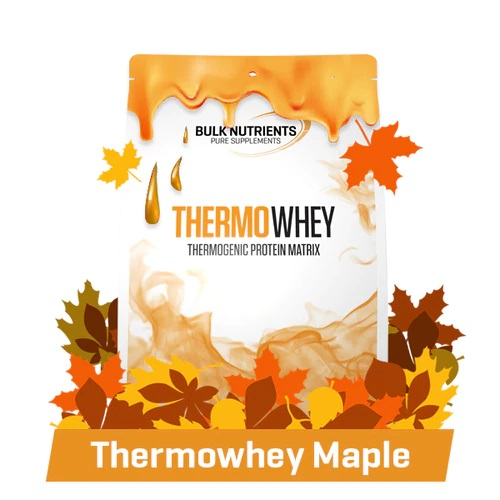 Bulk Labs has launched Thermowhey Vanilla Maple